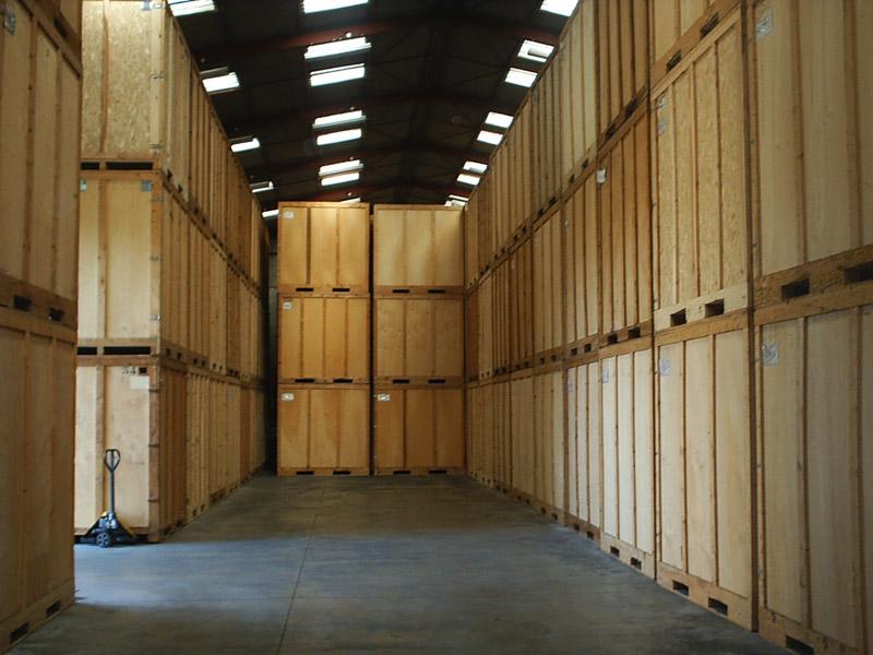 Rénover sa maison: où stocker ses meubles?