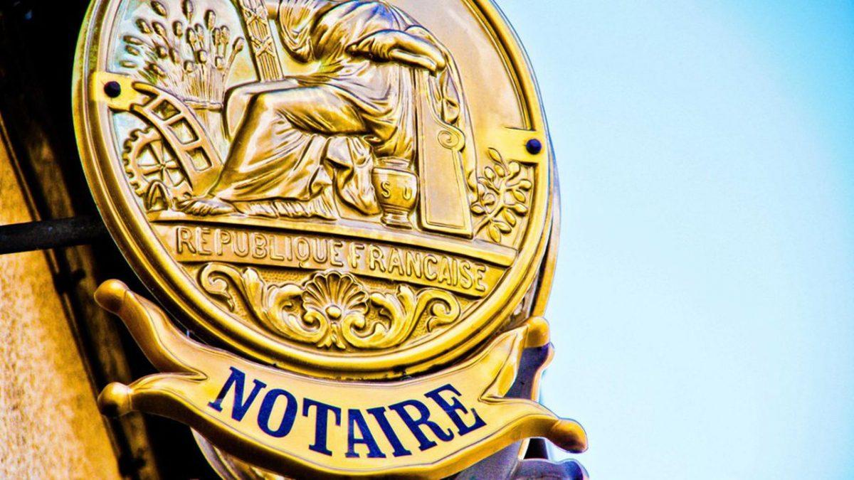 Trouver un notaire sur Paris